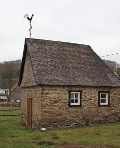 Nepomuk-Kapelle in Mülsborn
